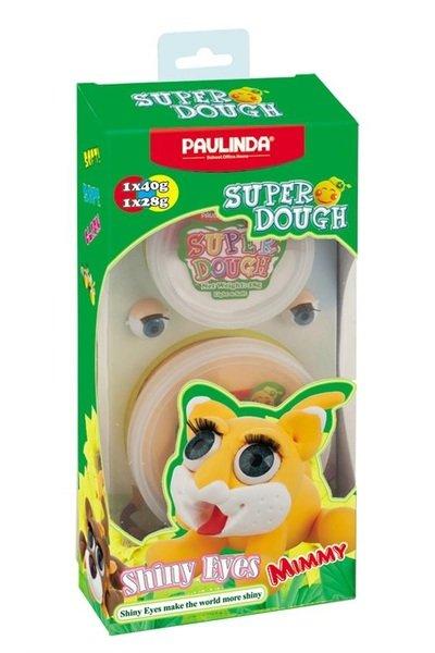 Масса для лепки Paulinda Shiny Eyes Mimmy с подвижными глазами (PL-081377-2)