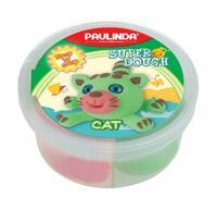 Масса для лепки Paulinda Super dough Кот 40 грамм (PL-081394-12)