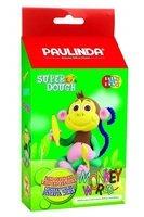 Масса для лепки Paulinda Monkey World обезьяна с глазами (PL-081537-1)