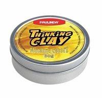 Умный пластилин Paulinda Thinking Clay Металик золотой 30 грамм (PL-170205-TCM-01)