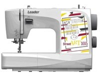 Швейная машина Leader STREET ART105