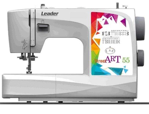 Швейная машина Leader STREET ART55