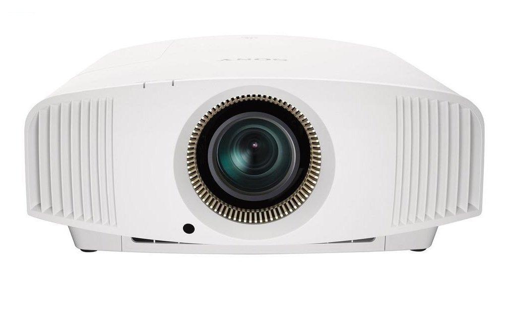 Проектор для домашнего кинотеатра Sony VPL-VW570 White (SXRD, 4k, 1800 lm) (VPL-VW570/W) фото