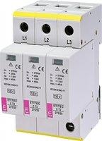 Ограничитель перенапряжения ETI ETITEC C T2 275/20 (3+0) 3p