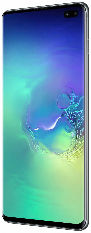 Смартфон Samsung Galaxy S10+ G975F Green фото 1