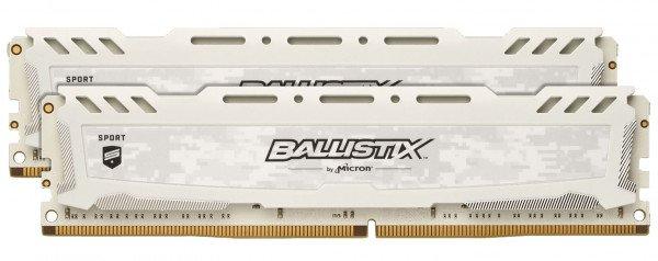 Купить Память для ПК Micron Crucial Ballistix Sport DDR4 3000 32GB (16GB*2) (BLS2K16G4D30AESC)