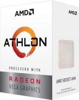 Процесор AMD Athlon 220GE 3.4ГГц Box (YD220GC6FBBOX)