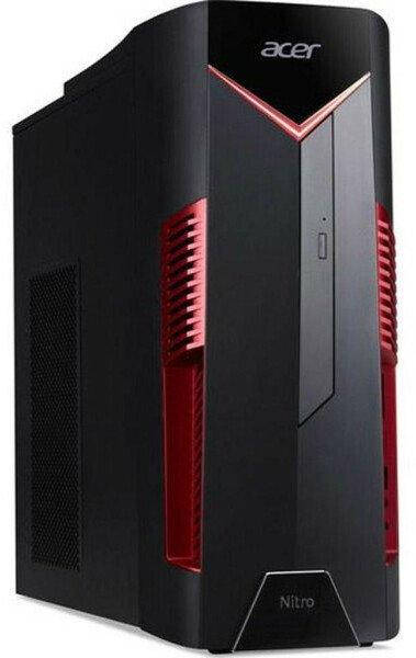 Купить Cистемный блок ACER Nitro 50-600 (DG.E0MME.017)