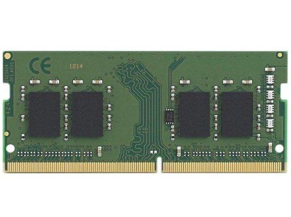 Память для ноутбука Kingston DDR4 2666 4GB SO-DIMM (KVR26S19S6/4) фото 1