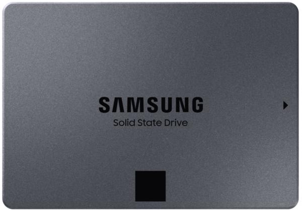 Купить SSD накопитель SAMSUNG 860 QVO 1TB 2.5 SATA (MZ-76Q1T0BW)