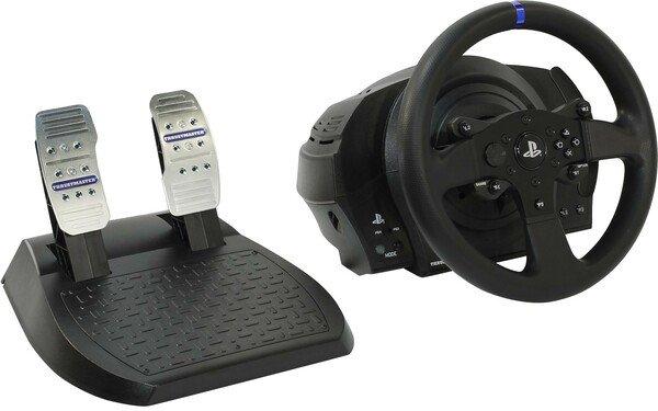Купить Руль и педали для PC / PS4®/ PS3® Thrustmaster T300 RS (4160604)