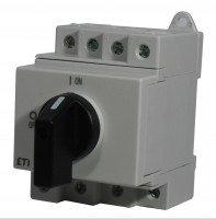 """Выключатель нагрузки ETI LS 16 SMA A4 4р """"1-0"""" 16A 1000V DC (4660063)"""