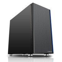 Cистемный блок Vinga WorkStation Black Fish 0102 (S94G5E52T0VN)