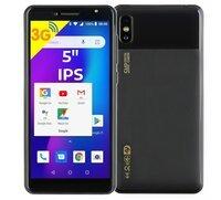 Смартфон 2E E500A 2019 DS Black