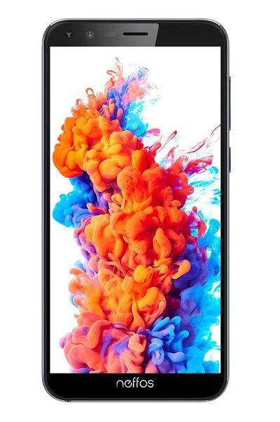 Купить Смартфоны, Смартфон TP-Link Neffos C5 Plus (ТР7031А) DS Gray