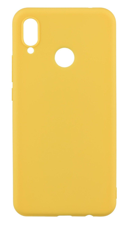 f8e4723e032a7 ≡ Чехол 2E для Huawei Honor 8X Soft touch Mustard – купить в Киеве ...