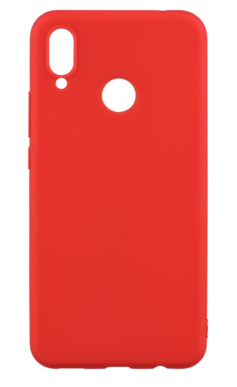 cd826ea760ba1 ≡ Чехол 2E для Huawei Honor 8X Soft touch Red – купить в Киеве ...