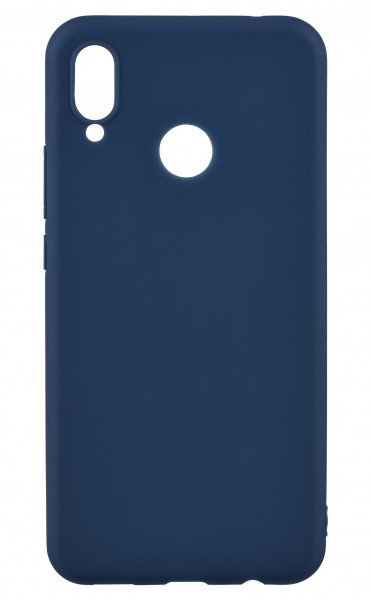 Купить Чехол 2E для Galaxy A6+ 2018 (A605) Soft touch Navy