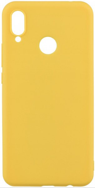 Купить Чехол 2E для Galaxy J4 + 2018 (J415) Soft touch Mustard