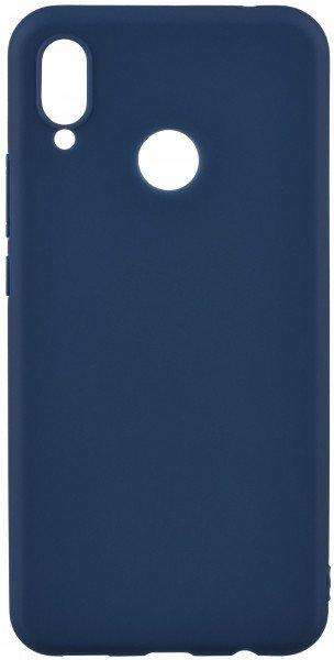 Чехол 2E для Galaxy J4 + 2018 (J415) Soft touch Navy  - купить со скидкой