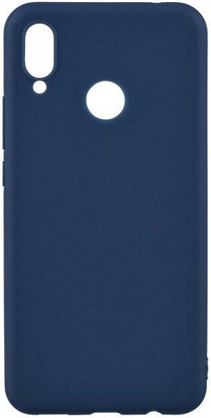 Купить Чехол 2E для Galaxy J6+ 2018 (J610) Soft touch Navy