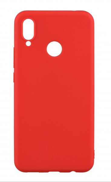 Чехол 2E для Xiaomi Mi A2 Lite Soft Touch Red