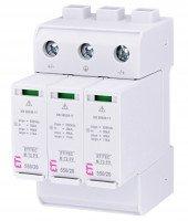 Ограничитель перенапряжения ETI ETITEC M T2 PV 1100/20 Y (для PV систем)