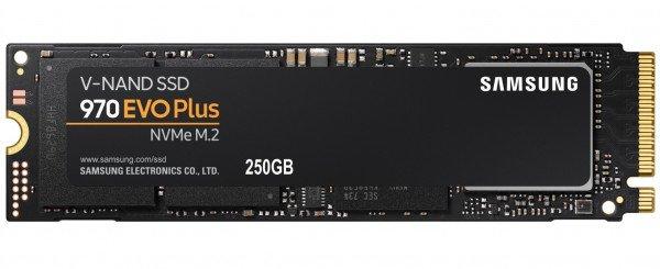 Купить SSD накопитель SAMSUNG 970 EVO PLUS 250GB M.2 PCIe V-NAND (MZ-V7S250BW)