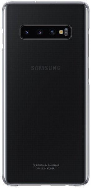 Купить Чехол для Samsung S10+ (G975) Clear Cover Transparent