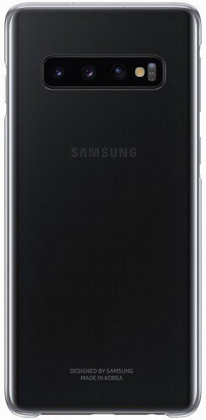 Купить Чехол для Samsung S10 (G973) Clear Cover Transparent