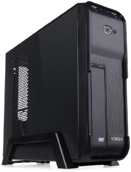 Купить Компьютеры, Cистемный блок Vinga CS308B 0408 (60EA0842N0VN)