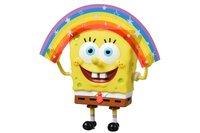 Игровая фигурка SpongeBob Masterpiece Memes Collection Rainbow SpongeBob (EU691001)