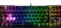 Игровая клавиатура MSI Vigor GK70 CR RU RED (S11-04RU214-HH6)
