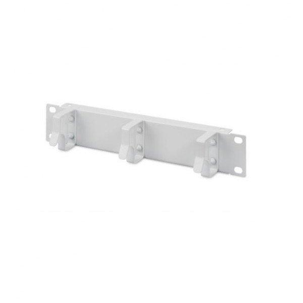 Купить Инструменты для сетевого оборудования, Кабельный организатор Digitus горизонт. 10 1U (DN-10ORG-1U), APC