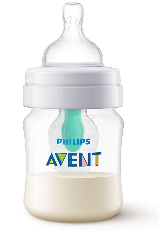 Бутылочка для кормления Avent Anti-Colic 125мл, 1 шт (SCF810/14) фото 1