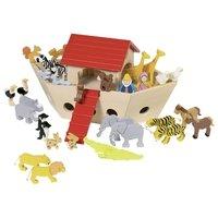 Игровой набор goki Ноев ковчег (51846G)