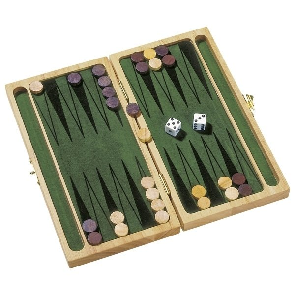 Настольная игра goki Нарды (HS056) фото 1