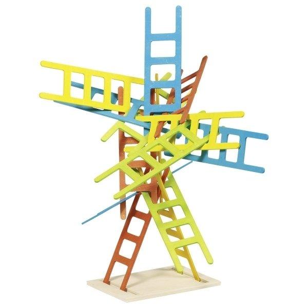 Развивающая игра goki Балансир Лестница (56877G) фото