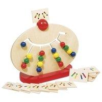 Развивающая игра goki Разноцветные шары (58970G)