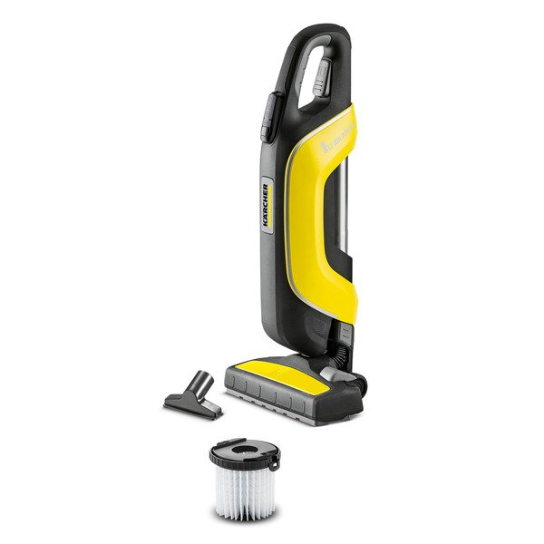 Купить Пылесосы, Аккумуляторный пылесос Karcher VC 5 Cordless yellow