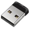 Накопичувач USB 2.0 SanDisk 16GB USB Cruzer Fit (SDCZ33-016G-G35) фото