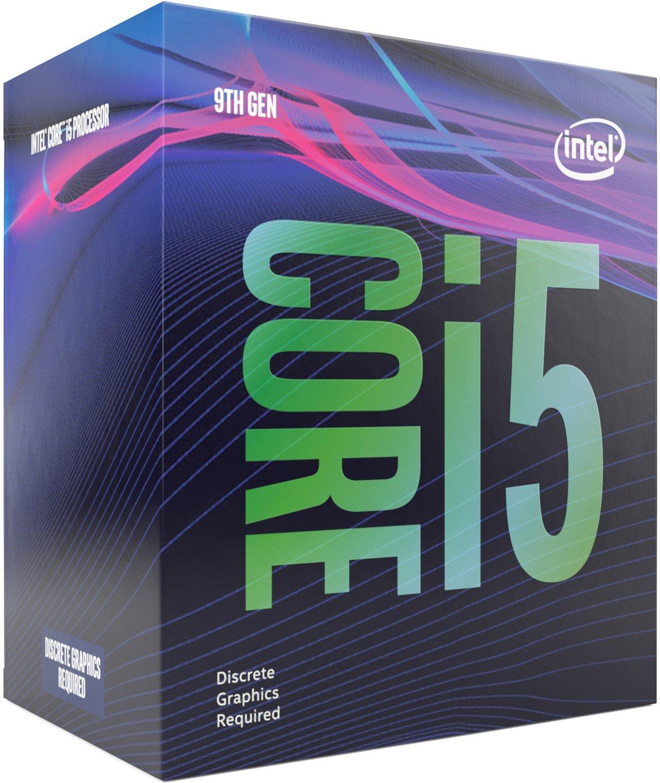 Процесор Intel Core i5-9400F (BX80684I59400F) фото