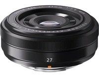 Объектив Fujifilm XF 27 mm f/2.8 Black (16537689)