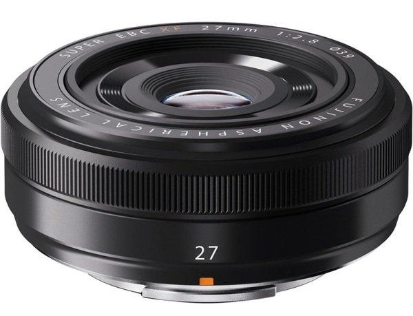 Купить Объективы, Объектив Fujifilm XF 27mm F2.8 Silver (16537689)