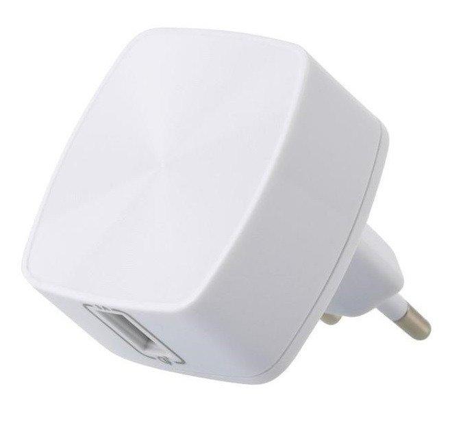 Мережевий зарядний пристрій Remax RP-U114 Quick Charger 3A White фото1