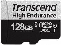 Карта памяти Transcend microSDXC 128GB Class 10 UHS-I U1 High Endurance (170TB)