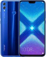 Смартфон Honor 8X (JSN-L21) 4/64GB DS Blue