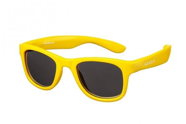 Купить Детские солнцезащитные очки Koolsun KS-WAGR001 золотого цвета 1+ (KS-WAGR001)