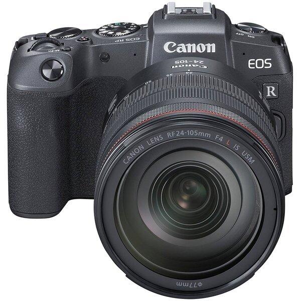 Фотоаппарат CANON EOS RP + RF 24-105L + адаптер EF-RF (3380C045)