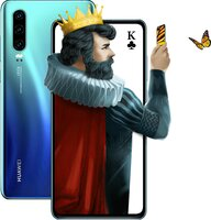 Смартфон Huawei P30 6/128GB Aurora (51093NDF)